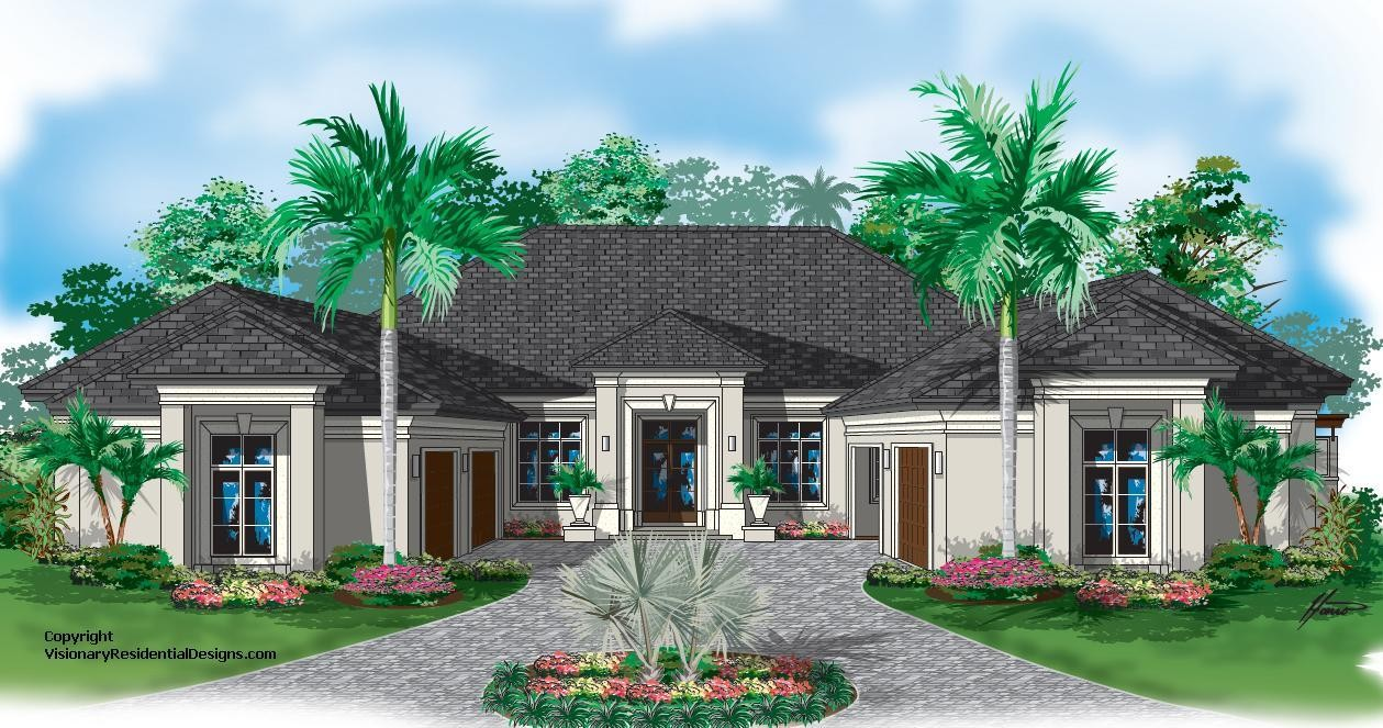 Custom Spec House in Woodlake, Bonita Bay Golf Club